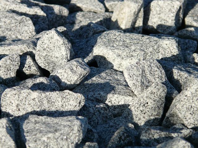 Granite varieties
